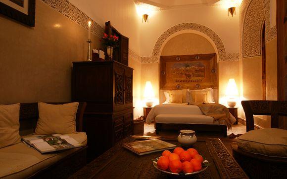 L'Hotel Villa des Orangers Relais & Chateaux 5*