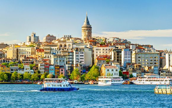 Bankerhan Hotel Galata 4* - Adults Only