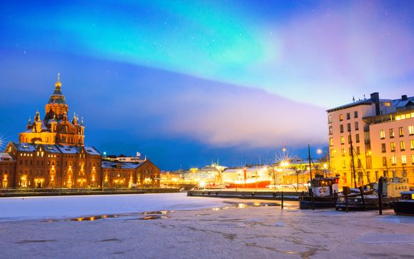 City Break: Helsinki & Tallinn