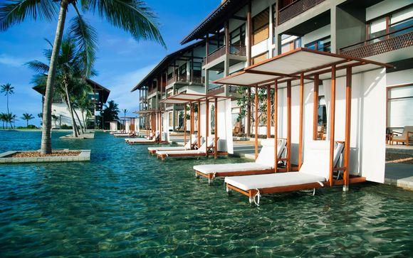 Estensione mare a Chilaw - Anantaya Resort & Spa 4*