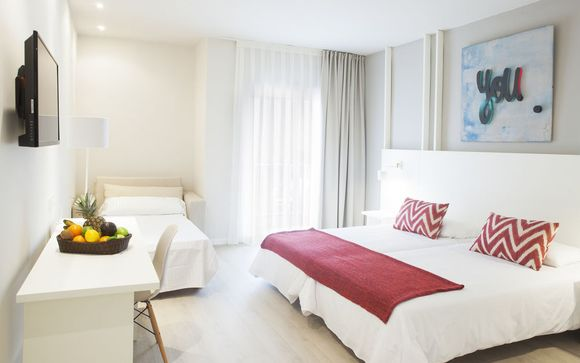 Hotel Iberosol Antemare Spa 4*
