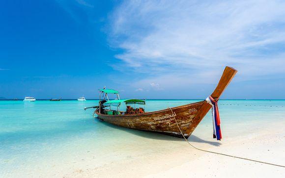 Alla scoperta di Phuket, Koh Phi Phi e Khao Lak