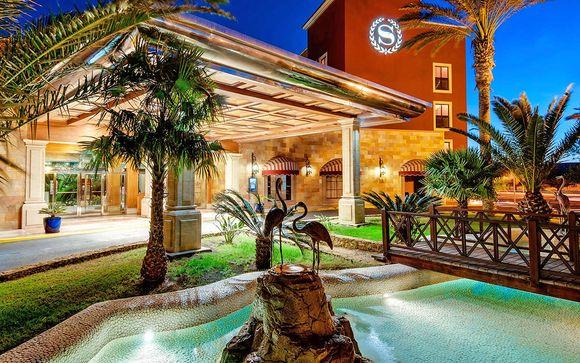 Lo Sheraton Fuerteventura Beach, Golf & Spa Resort 5*
