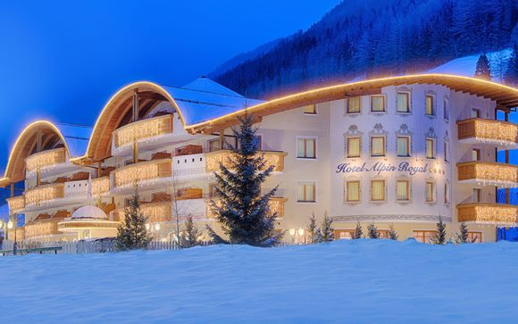 Alpin Royal Wellness Refugium & Resort 4*S