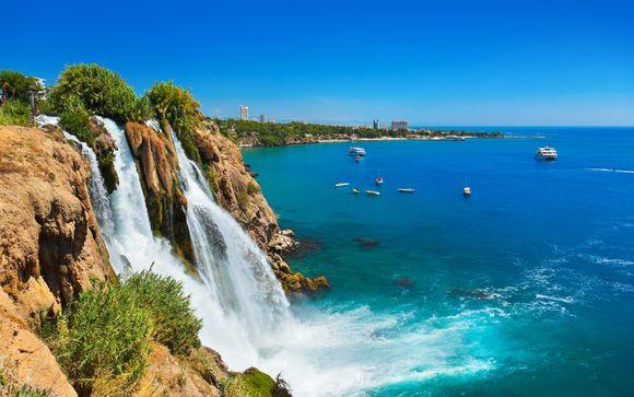 Tour classico e mare ad Antalya in 5*