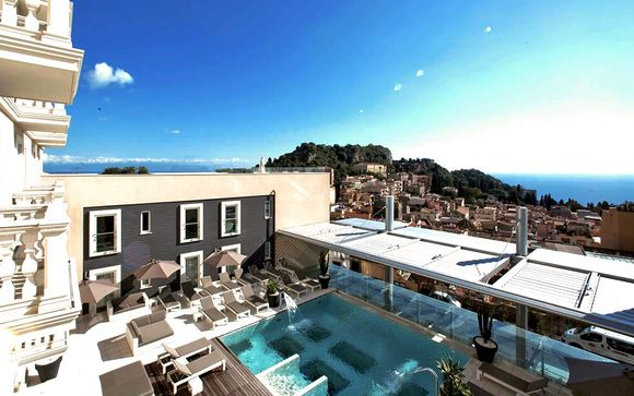 NH Collection Taormina 5*