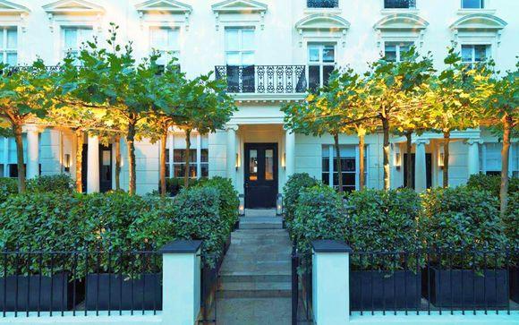 La Suite West Hotel London 4*