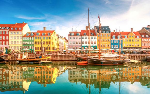 Copenhagen & Oslo con pernottamento in traghetto