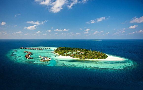 Robinson Club Maldives 4* con possibile soggiorno a Dubai