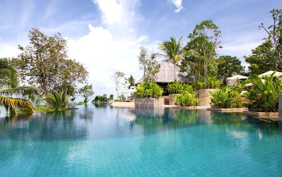 The Nature Phuket 5* + Koh Yao Yai Village 4* + The Waters Khao Lak 4*