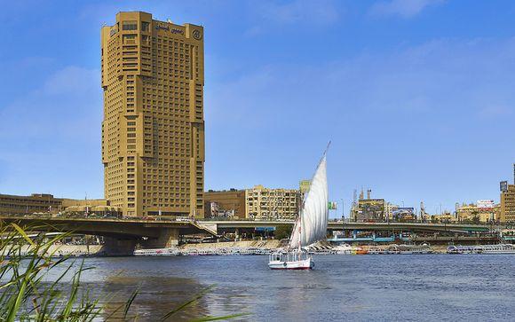 Il Cairo - Ramses Hilton Hotel 5*