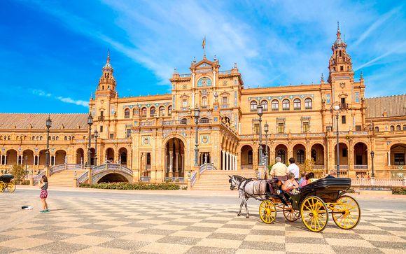 Alla scoperta dell'Andalusia: arte moresca e panorami da sogno