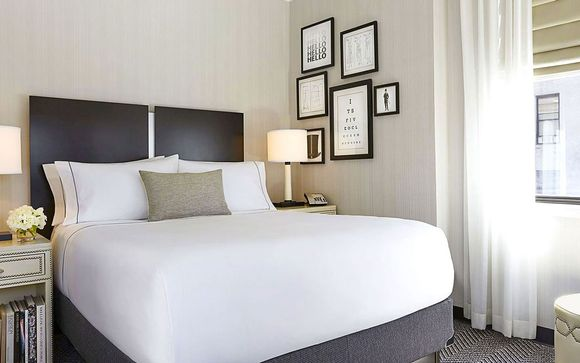 New York - The Gregory Hotel New York 4*