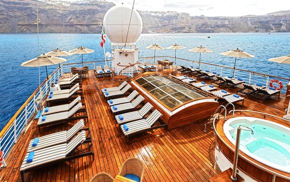La nave: Wind Sprit