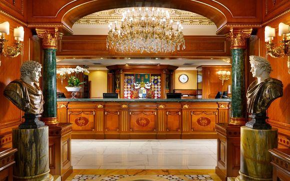 Il Parco dei Principi Grand Hotel & spa 5*