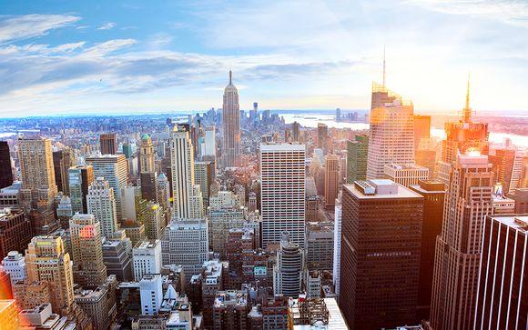 Confortevole 4* per vivere Times Square