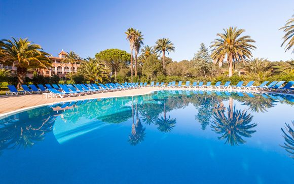 Residence All Inclusive affacciato sulla baia di Saint Tropez