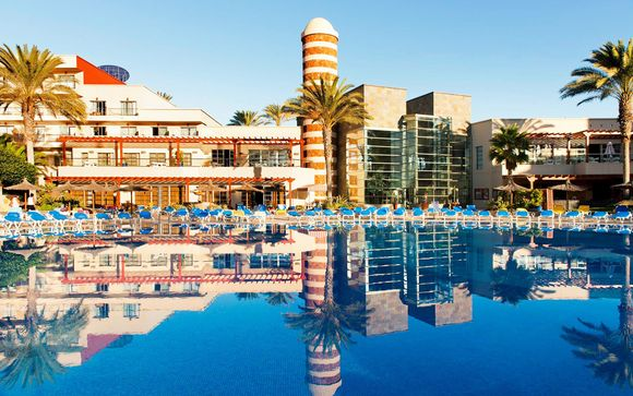 L'Elba Carlota Beach & Convention Resort 4*