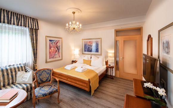 Hotel Christof 4*