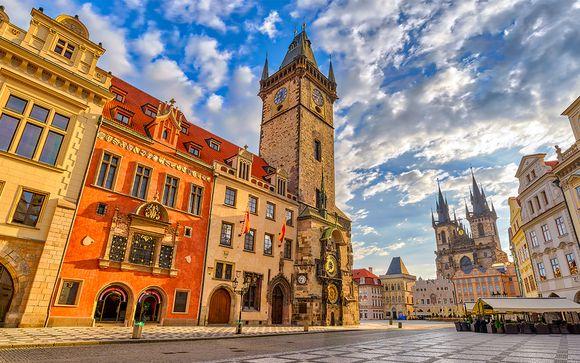 Datazione metropolitana di Praga