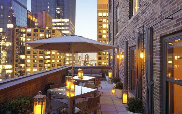 New York, atmosfere Art Decò 5* a Midtown