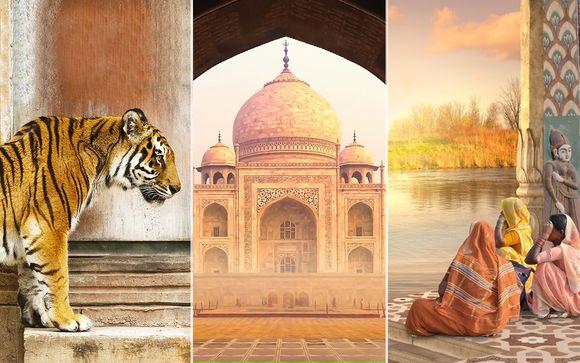 Le meraviglie dell'India in tour tra Varanasi, Agra e Jaipur