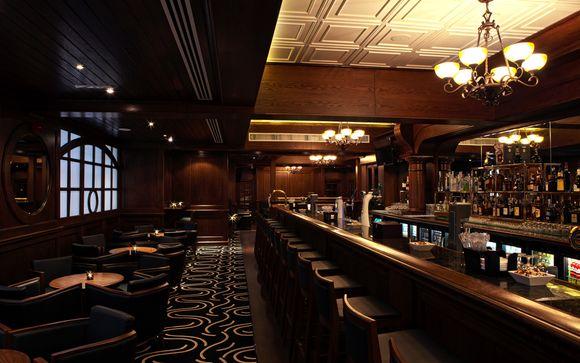 migliori bar di aggancio a Dubai