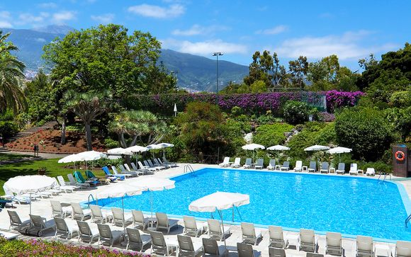 L'Hotel Taoro Garden 4*