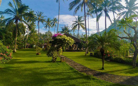 Candidasa - Puri Bagus Candidasa Resort 4*