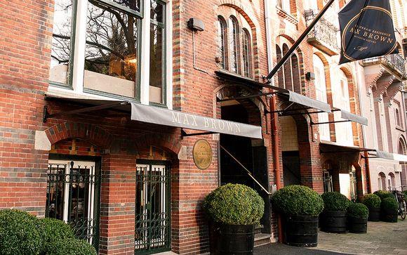 Hotel Max Brown Museum Square