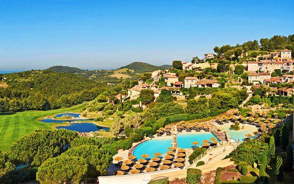 Hotel Dolce Frégate Provence 4*