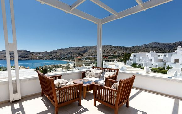 Lindos Village Resort & Spa 5* - Adults Only