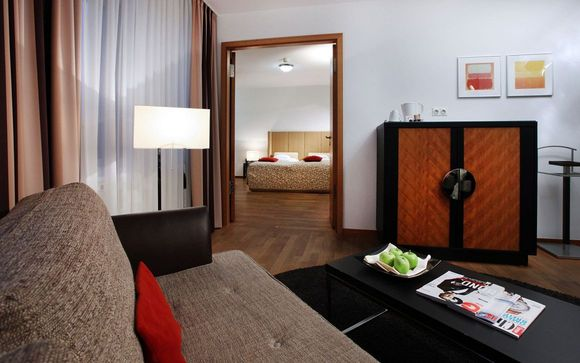 Il Lindner Hotel & Residence Main Plaza 4*