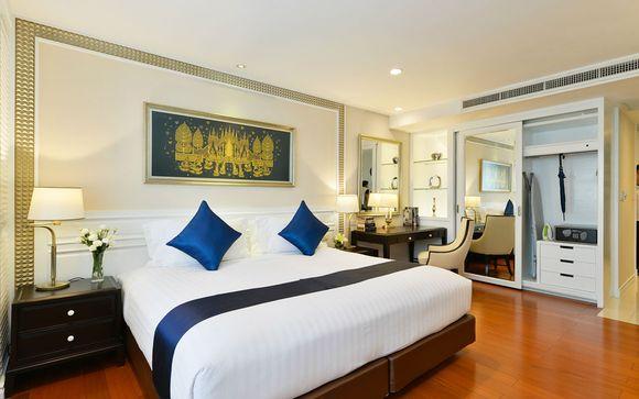 Bangkok - Center Point Hotel Silom 4 *