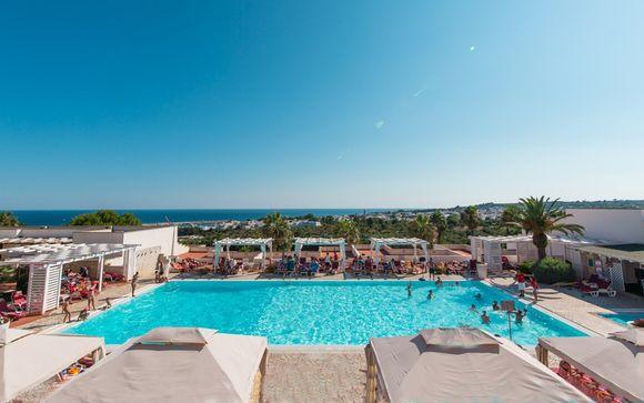 Messapia Hotel & Resort 4*