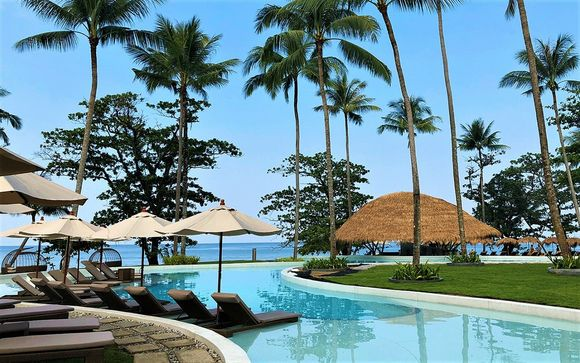 Eden Beach Resort and Spa 5*