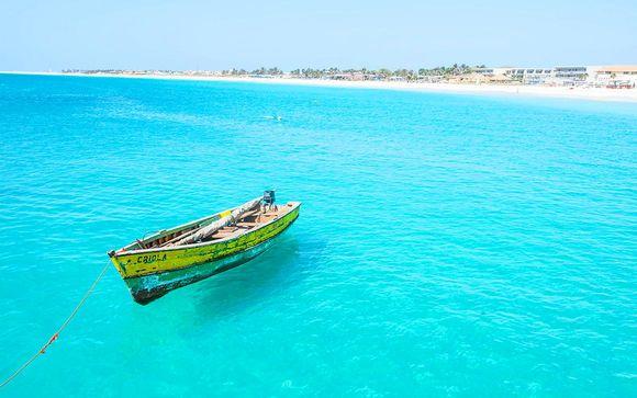 Isola di Sal, vacanza 5* in All Inclusive