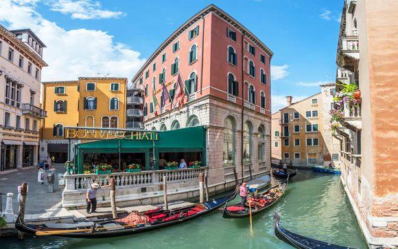 Storico 4* a pochi passi da Piazza San Marco