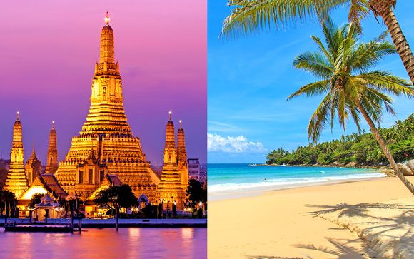Il fascino di Bangkok e relax fronte mare a Koh Samui