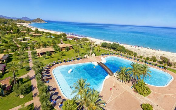 Garden Beach Hotel & Resort 4*