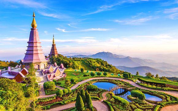 Siripanna Villa Resort & spa 4* + Century Park Bangkok 4* + Avista Grande Phuket Karon 5*