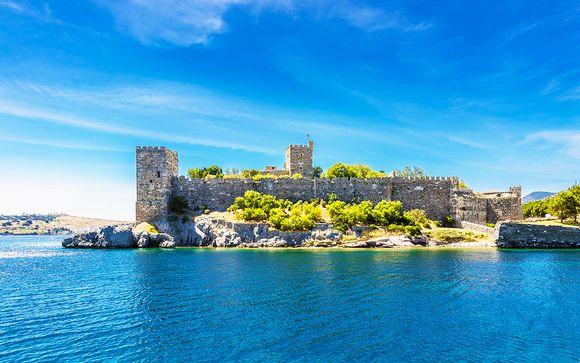 Quindicinale Tour Turchia e Hotel Baia 5*