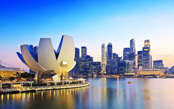 Alla scoperta di Hong Kong e Singapore