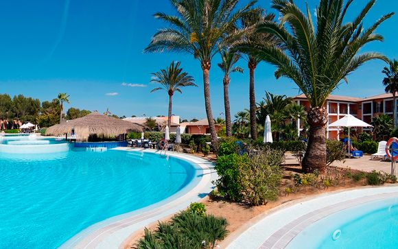 Il Blau Colonia Sant Jordi Resort & Spa 4*