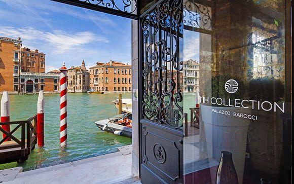 NH Collection Venezia Palazzo Barocci 4*