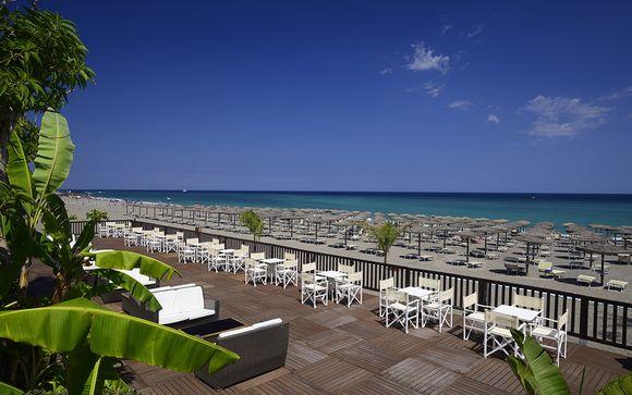 UNAHOTELS Naxos Beach Sicilia 4*