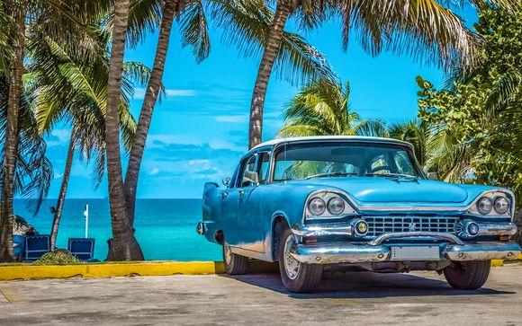 El alma de Cuba e All Inclusive in 5* sulla spiaggia di Varadero