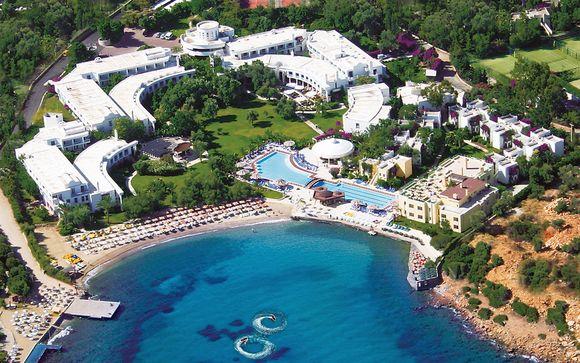 Soggiorno mare a Bodrum - Il Samara Hotel 5*