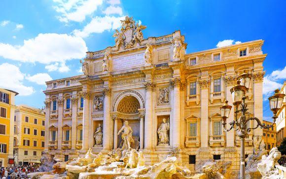 Intimo 4* vicino ai parchi e a Villa Borghese