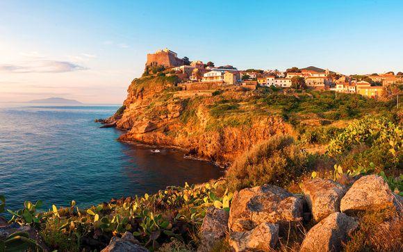 Romantico resort 4* con vista sul mare